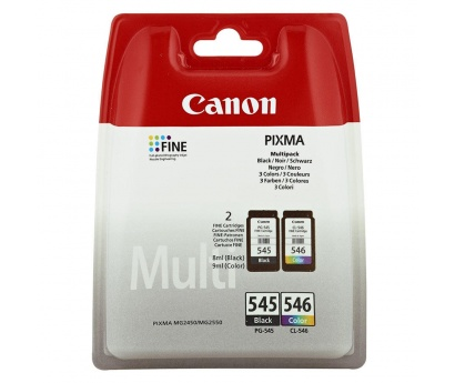 Canon PG-545/Cl-546 Multipack Kartuş