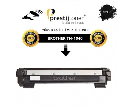 BROTHER TN-1040 Muadil Toner / HL-1111,HL-1211,MFC-1811,MFC1911W / 1511